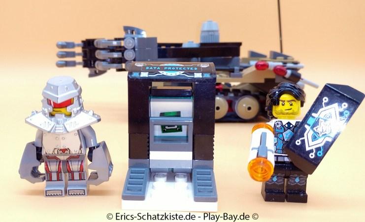 Lego® 70161 [Ultra Agents] Agents Tremors Kettenfahrzeug / Tremor Track Infiltration (Get it @ PLAY-BAY.de)