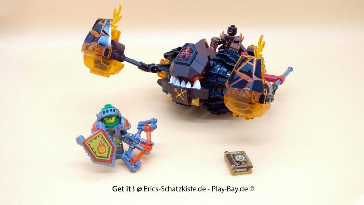 Lego® 70313 [Nexo Knights] Moltors Lava-Werfer moltors lava smasher (Get it @ PLAY-BAY.de)