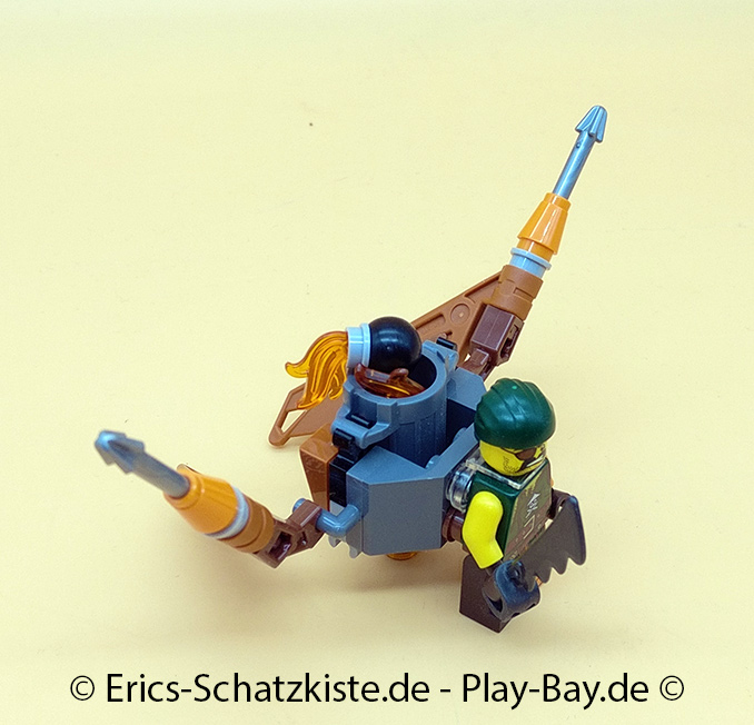 Lego® 70600 [Ninjago] Ninja-Bike Jagd / Ninja bike chase (Get it @ PLAY-BAY.de)