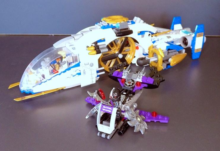 C&C Lego® [Ninjago] 70724 Ninja Copter (Get it @ PLAY-BAY.de)