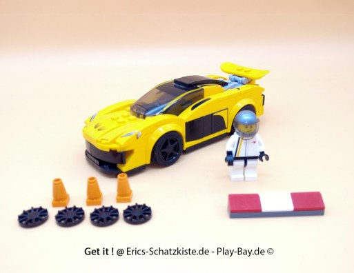 Lego® 75909 [Speed Champions] McLaren P1 (Get it @ PLAY-BAY.de)