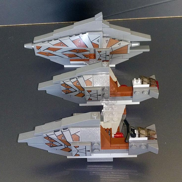 Lego® 7957 [Star Wars] Sith Nightspeeder (Get it @ PLAY-BAY.de)