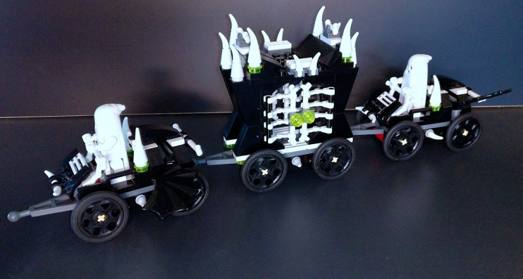 Lego® [Monster Figthers] 9467 Geisterzug The Ghost Train (Get it @ PLAY-BAY.de)
