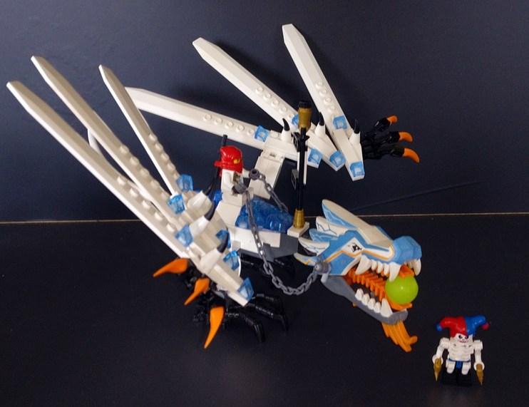 Lego® [Ninjago] 2260 Eisdrache / Ice Dragon Attack (Get it @ PLAY-BAY.de)