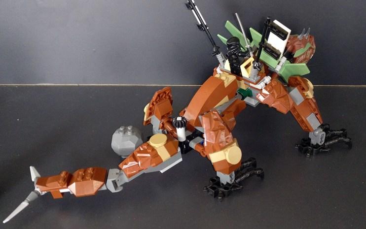 Lego® [Ninjago] 2509 Erddrache / Earth Dragon Defense (Get it @ PLAY-BAY.de)