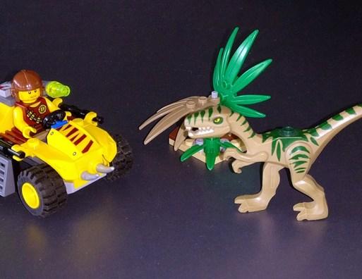 Lego® 5882 [Dino] Versteck des Coelophysis / Ambush Attack (Get it @ PLAY-BAY.de)