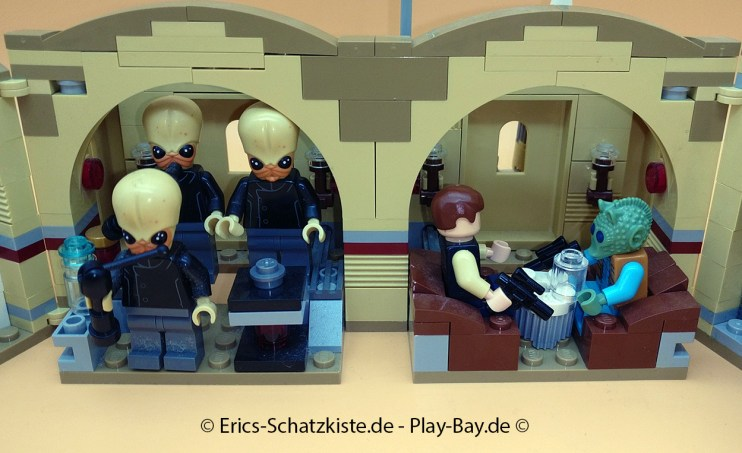 Lego® 75052 [Star Wars] Mos Eisley Cantina (Get it @ PLAY-BAY.de)