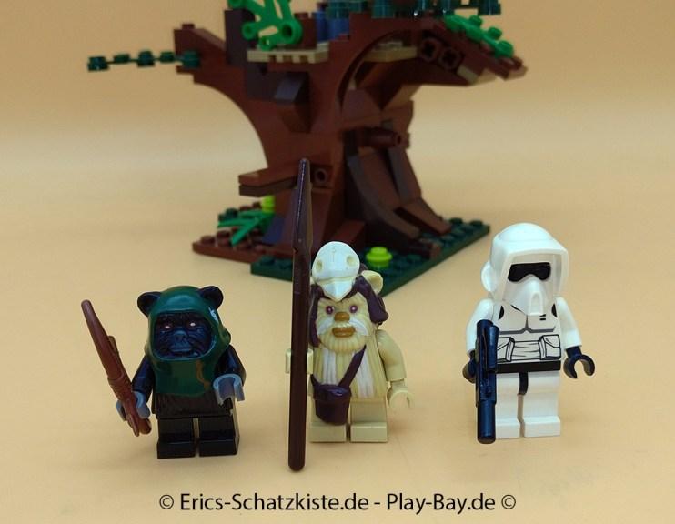 Lego® 7956 [Star Wars] Angriff der Ewoks Ewok attack (Get it @ PLAY-BAY.de)