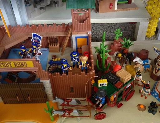 Playmobil® 4072 Fort Reno Western Super Set
