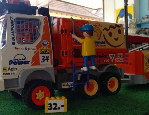 playmobil® 4420 Rallye Truck