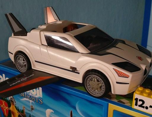 Playmobil® 4876 Agents Supercar
