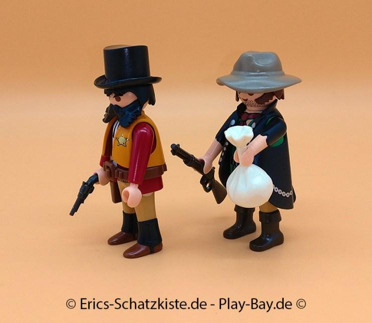 Playmobil® 5512 [Western] Sheriff und Bandit (Get it @ PLAY-BAY.de)