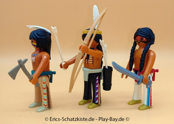 Playmobil® 6272 [Western] 3 Sioux Indianer (Get it @ PLAY-BAY.de)