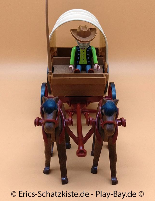 Playmobil® 7648 [Western] Planwagen (Get it @ PLAY-BAY.de)