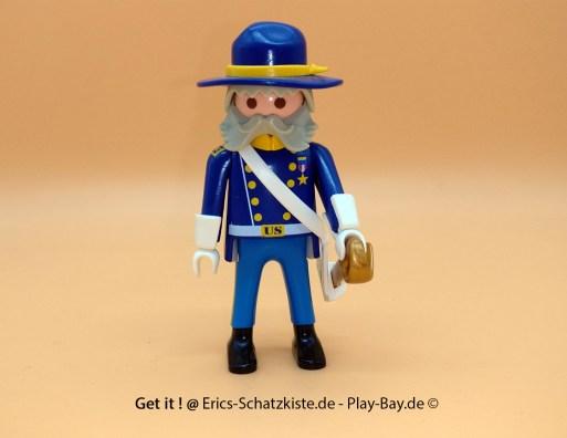 Playmobil® 7662 [Western] Captain der Nordstaatler (Get it @ PLAY-BAY.de)