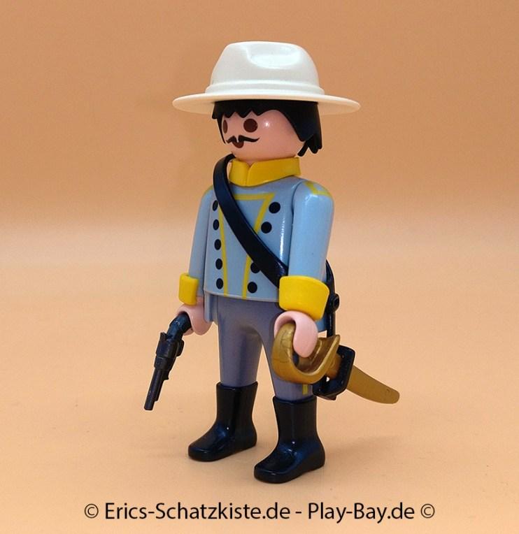 Playmobil® 7663 [Western] Captain der Südstaatler (Get it @ PLAY-BAY.de)