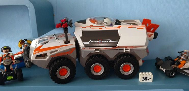 Playmobil® 9255 Top Agents battle truck (Get it @ play-bay.de)