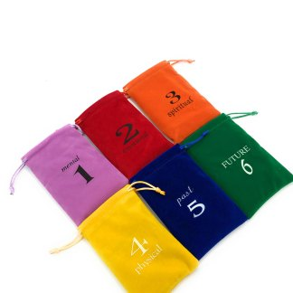 Clarity card bags