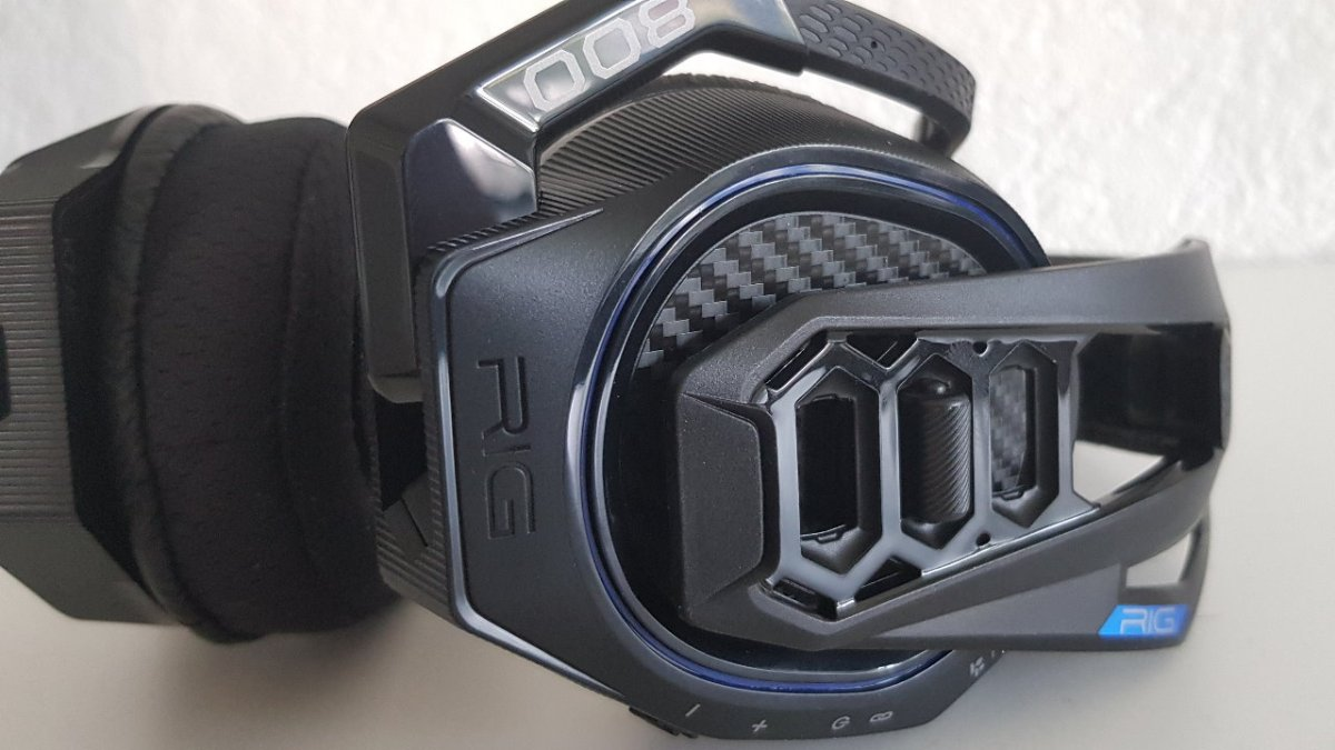 [ TEST ] plantronics RIG 800HS Wireless Stereo Gaming Headset