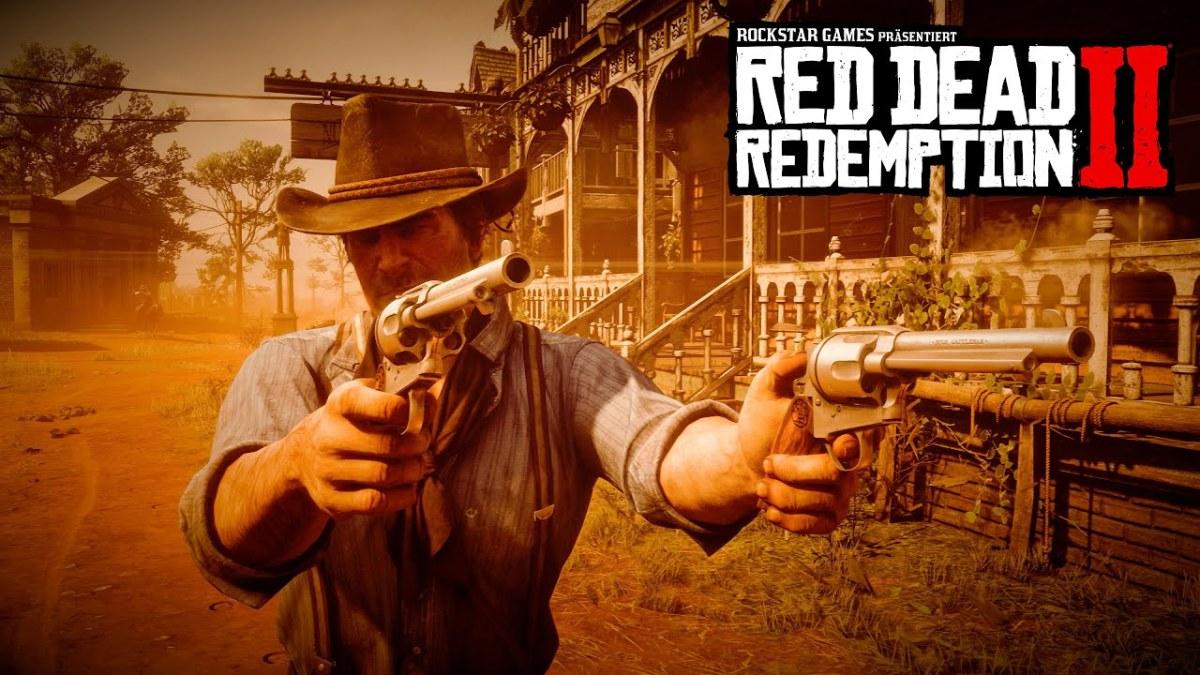 RED DEAD REDEMPTION 2 - Patch 1.07 veröffentlicht