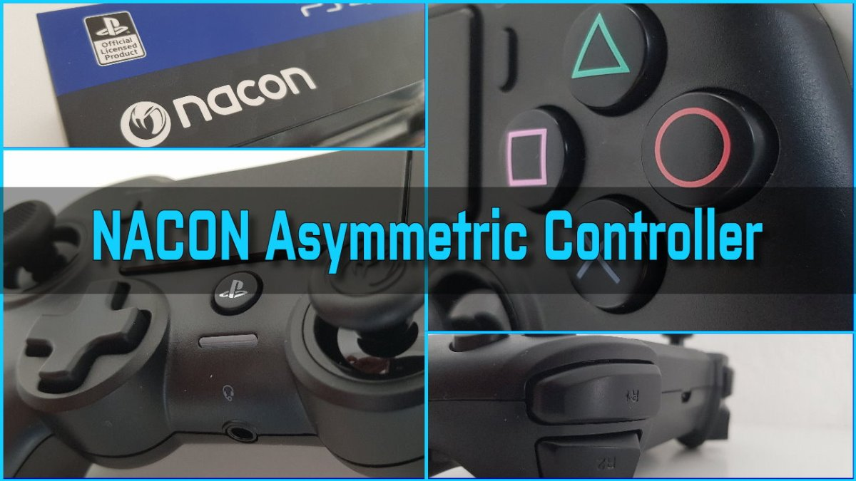 [ TEST ] NACON Asymmetric Wireless Controller - eine echte Alternative ?