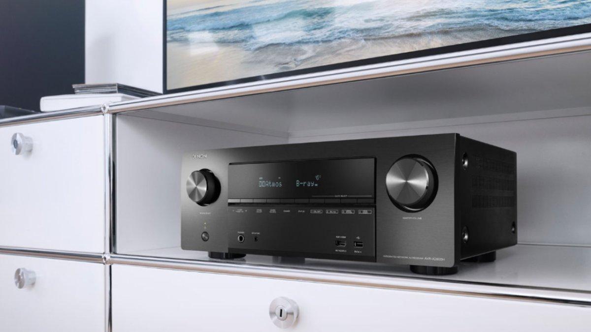 DENON - erweitert seine X-Serie um drei neue AV-Receiver