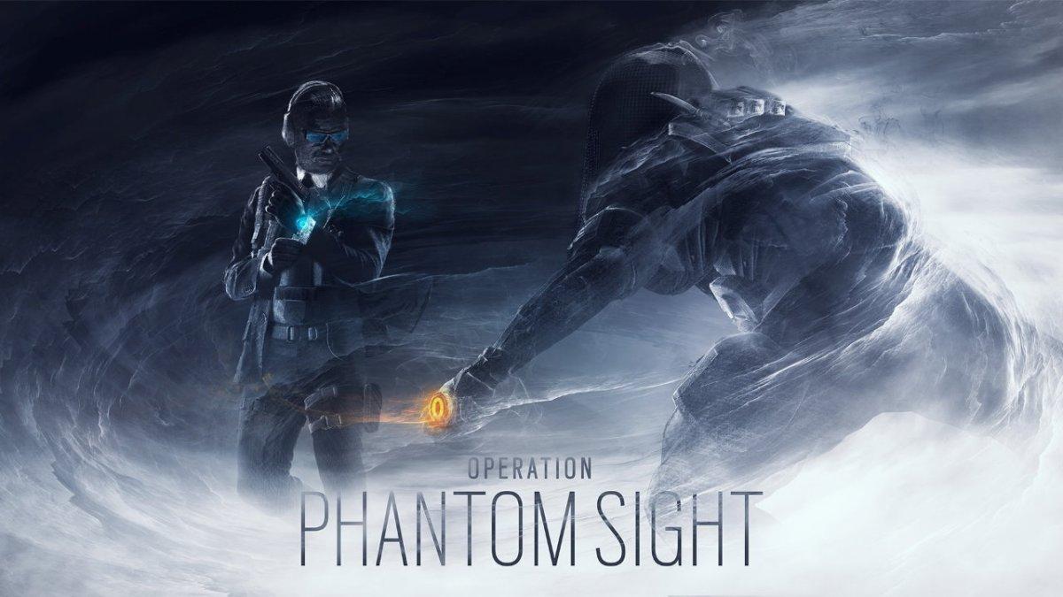 "RAINBOW SIX SIEGE - zweite Season des Year 4 ""Operation Phantom Sight"" enthüllt"