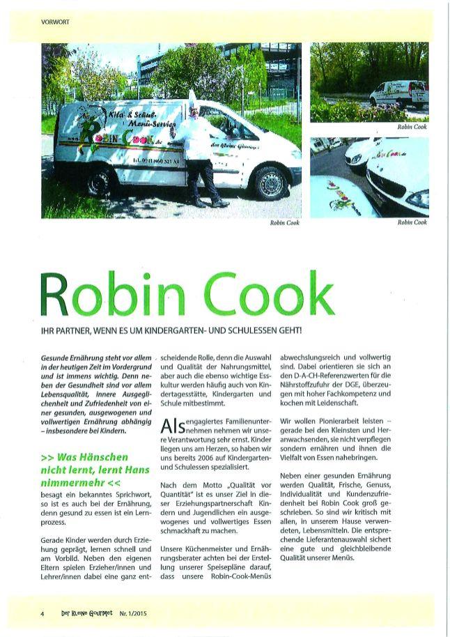 Robin Cook 1