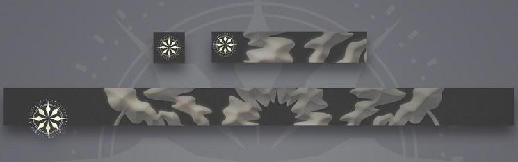 Das Nebelblüten-Abzeichen für $10