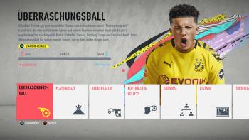 Ein paar neue Spielvarianten bringen frischen wind ins Spiel. / FIFA 20