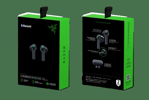 Hammerhead True Wireless Earbuds AP 3D Box [2019]