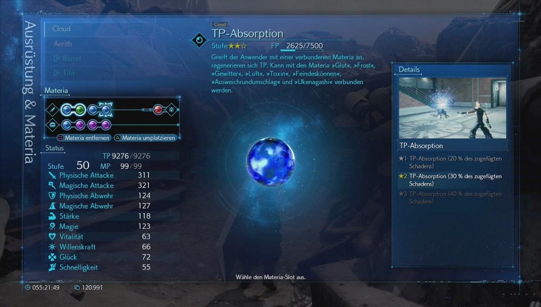 Final Fantasy VII Test