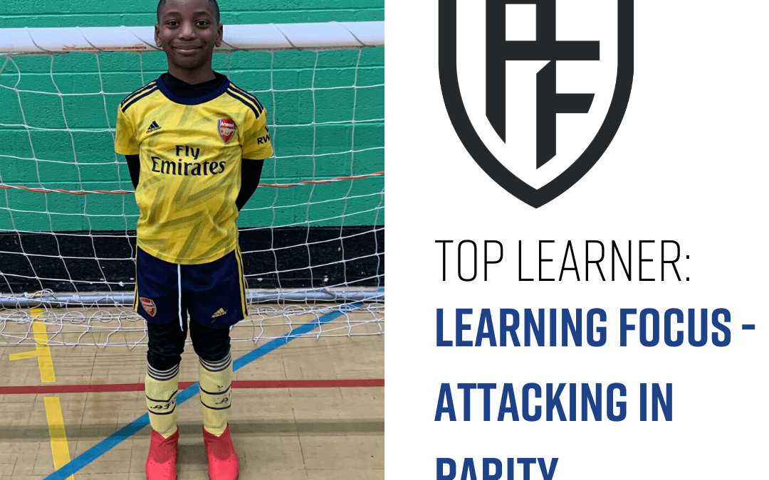 Session Review – Attacking in parity