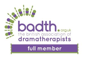 Member of the British Association of Dramatherapists