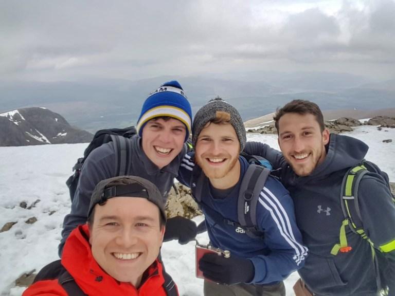Three Peaks Challenge Fundraising Event