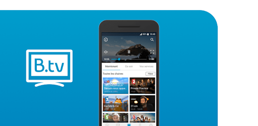 b tv applications sur google play