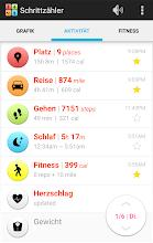 Schrittzahler Fitness Tracker Apps Bei Google Play