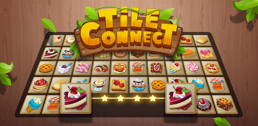 free tile puzzle match brain game