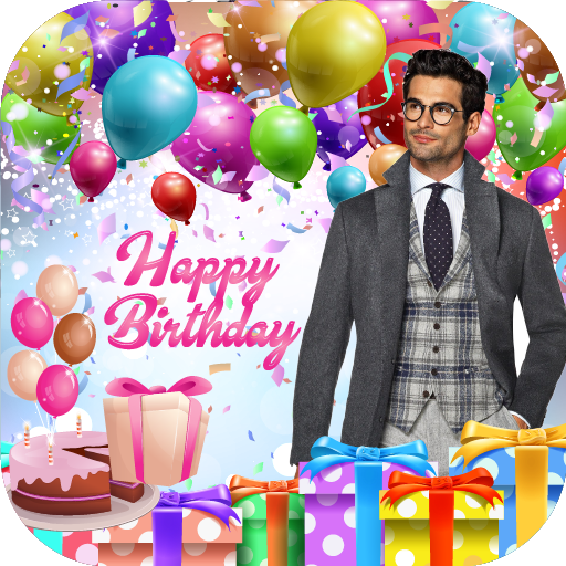 Birthday Photo Frame With Name And Photo Apps Bei Google Play