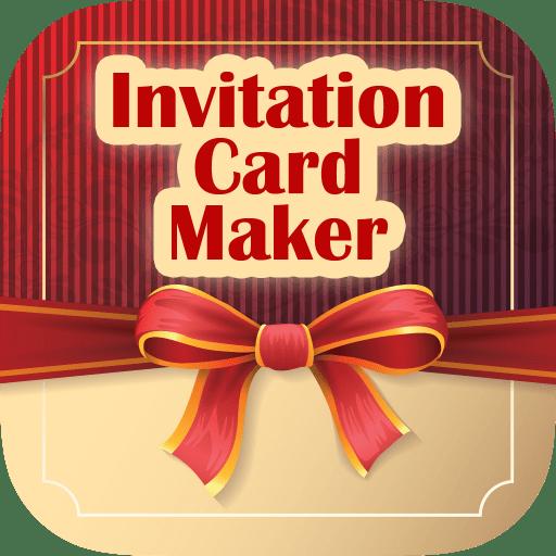 invitation card maker design wedding