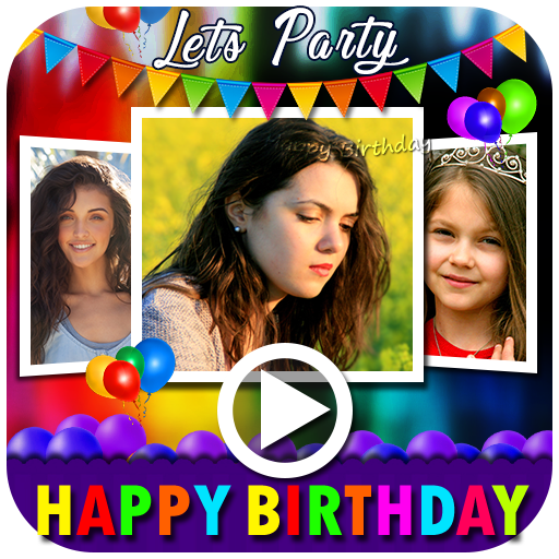 Birthday Video Maker With Song And Name 2021 Apps Bei Google Play