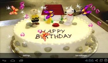Happy Birthday Live Wallpaper Screen Lock Sensor Apps On Google Play