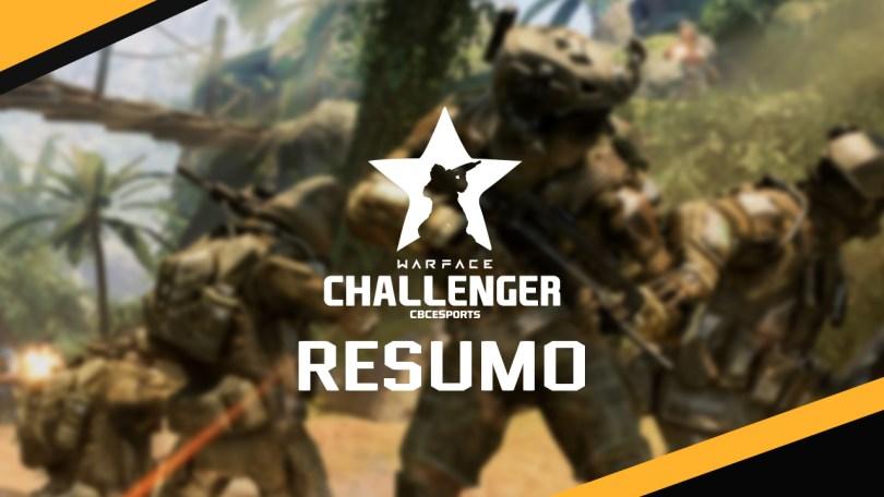 Warface Challenger #03 – Resumo da Semana
