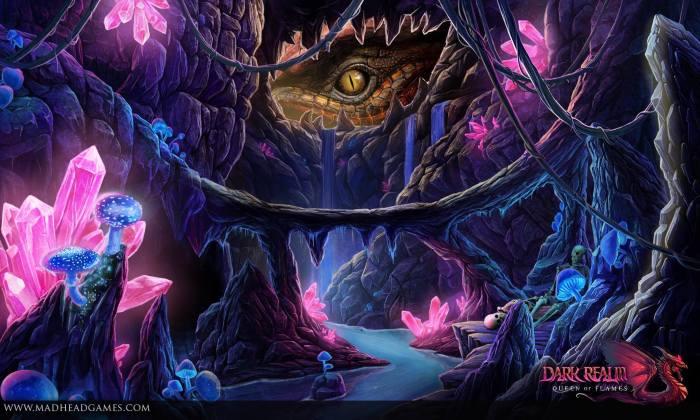 Dark Realm_Queen of flames_2
