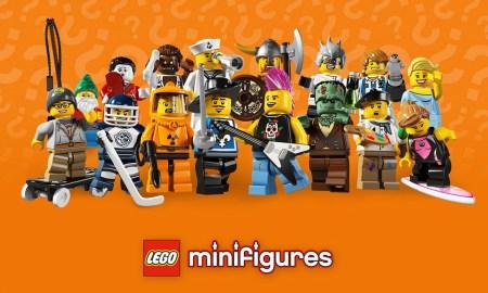 Minifigures Lego