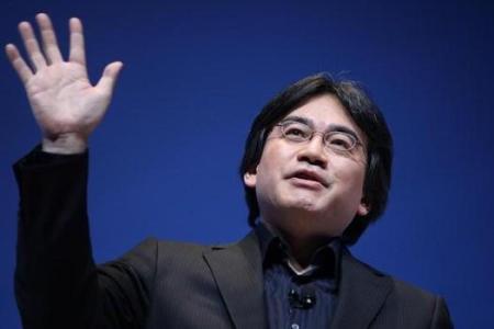 Satoru Iwata 2