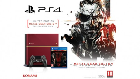PS4 MGS V