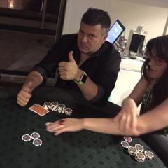 GamesAid poker turnir