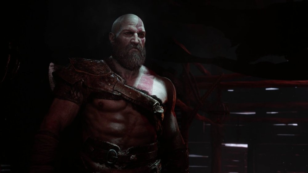 god of war 4 kratos