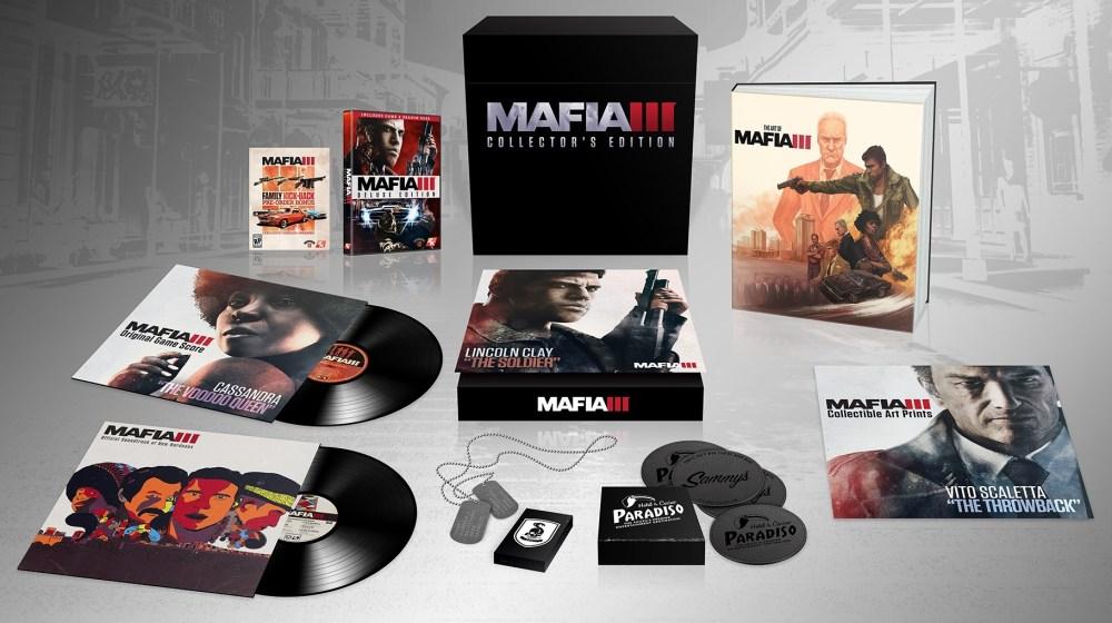 mafia 3 collectors